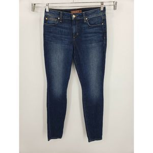New Joes Jeans Flawless Icon Dark Wash Mid Rise